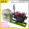CE Approved 2000kg/H Diesel e Tractor Wood Crusher
