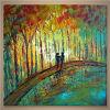Mejor Pintura de paisaje del aceite de Venta Oriental