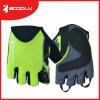 Fachkundiges tragbares Leder übergibt Gebirgsfahrrad-Handschuh für Verkauf