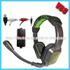 Popular PC Gaming Headset para xBox 360