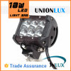 18W diodo emissor de luz Bar Light 4  para Jeep
