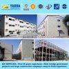 가벼운 강철 구조물 집