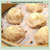 Alimento Steaming Cooking Use Dimsum Paper con Holes