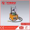 Bomba eléctrica hidráulica de efecto simple de la válvula electromagnética (ZCB-700D)