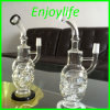 USA Hot Selling Skull Design Glass Pipes, Glass Water Pipe in Stock