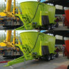 20立方縦の牽引の供給牛ミキサー機械