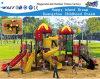Parc d'attractions extérieur d'enfants de caractéristique de maïs Hf-11702