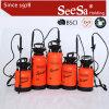 手圧力スプレーヤーのSeesa 8Lのプラスチック園芸工具の空気圧縮マニュアルポンプ