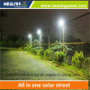 8W-20W Solar Street Light All in Un Portable Solar LED Light