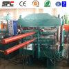 Gummifußboden-Fliesen, die Maschine, Gummifliese herstellt Maschine herstellen
