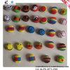 [هكي] كيس خيط سنّ اللولب يحبك رفس كرة مع علامة تجاريّة طباعة