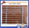 Rete metallica decorativa di tessitura unica dell'acciaio inossidabile (YB-23)