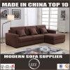 100% natürliches Angebot-moderne Gewebe-Couch der Fabrik-2017
