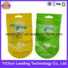Printing personalizado Header Plastic Food Bag com Ziplock