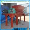 Überschüssiger Plastikgummireifen, der Maschinerie/hölzernen Ladeplatten-Reißwolf für Verkauf aufbereitet