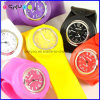 Способ и Personalized Silicone Slap Watch Bracelet (P6700)