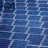 3.2 millimètres Toughened Photovoltaic Glass avec High Transmittance