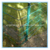 Anti-Climb Durable PVC Coated Twin Wire Mesh Fence (China Factory)