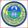 School Geborduurd Flard voor Kledingstuk (yh-WB030)