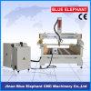 Оси оси 4 Ele-1325 машина высокой z роторная высекая для деревянной мебели, MDF, PVC, PCB, акрилового
