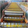 Двойное Layer Roll Forming Machine для Corrugated Roof Sheet