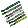 Un bracelet d'étiquette tissé par temps (PBR007)