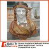 Statue en pierre découpée