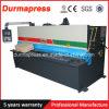 Hydraulische scherende Maschine CNC-12*4000 für Cuntting Metallplatten