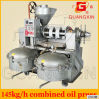Guangxin Yzlxq10 Integration Oil Press Machine avec de la pression atmosphérique Filter Machine