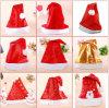 Chapeau de Noël de capuchon de Santa de cadeau de Noël de promotion