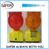 S-1317super LED con la construcción de carreteras Warning Light de Solar Power Traffic