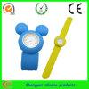 Montre de claque d'enfants de silicone (SY-GB117)