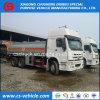 Caminhão do tanque de petróleo do veículo com rodas 20000L de Sniotruk HOWO 10/do depósito de gasolina caminhão 25000L do transporte para a venda