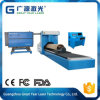Machine de découpage automatique rotatoire de laser de grande année