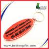 PVC suave Keychain de goma (PV0004) del regalo barato del OEM