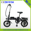 En15194の250W Mini Tire Electric都市Bike Big Power