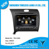 2 DIN Car DVD with S100 for KIA K3 2013 with GPS, Phonebook, DVR, Pop, File Copy, 20 Dics Momery, Bt, WiFi (TID-C280)