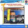 Potencia caliente del amplificador de los canales de Gruppen Fp10000q 4 del laboratorio de las ventas