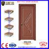 Porte en bois de finition extérieure pour la maison