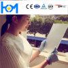 Glace de collecteur d'énergie durcie par guichet photovoltaïque clair de construction de panneau solaire