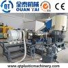 Máquina de producción de pellets usada / extrusora de pelletizadora de plástico