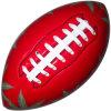 昇進および競争のマッチのラグビーのボール