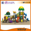 Playground di plastica Material e Outdoor Playground Type Kids Toys