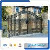 Puerta del hierro del acero inoxidable/puerta del hierro labrado/puerta de lujo del hierro