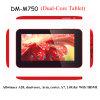 PC Android de 7  Tablet com Dual Core CPU/HDMI/WiFi (DM-M750)