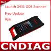 De originele Multifunctionele Scanner van WiFi Gds van het Hulpmiddel van het Aftasten van Gds van de Lancering X431 met de Update van de Fabriek Price+Free per E-mail