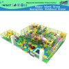 Interior Castelo Crianças com Slide plástico Playground Indoor (MH-05618)