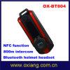 Écouteur multifonctionnel de casque d'intercom de Bluetooth de ski/moto
