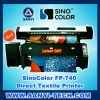 Sale、Sinocolor Fp740、1.8mのためのDTG Printer