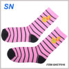Women (SNSTF016)のための快適なHighquality Cotton Socks
